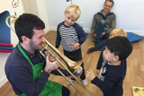 Musical Exploration 2 Classes (6 months - 6 years, Central) - Whizpa