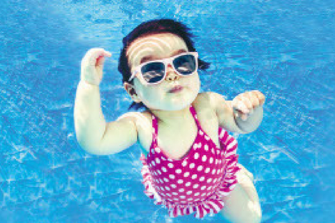 Water Babies 8 Classes, 1 child (6–36 months, HK,KLN,NT)