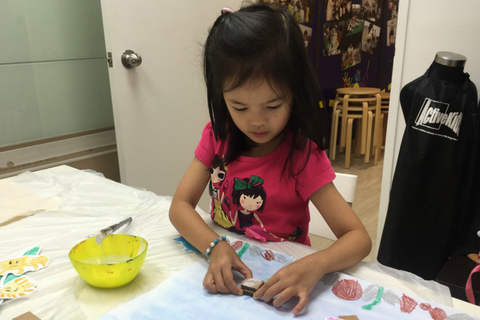 藝術工房夏令營 3 日 (3-6, 7-12 歲, 堅尼地城) ; ArtCrafters Summer Camp 3 Days (3-6, 7-12 years, Kennedy Town)