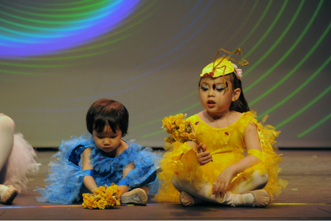 Jazz Dance 4 Classes (2.5-4.5 years, Tsuen Wan) - Whizpa