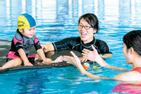 Water Babies 8 Classes, 2 children (6–36 months, HK, KLN, NT)