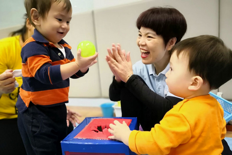 Mandarin Playgroup 2 Classes (0-2.5 years, Wong Chuk Hang)