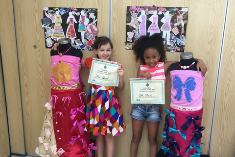 Mission Runway 5 Days (Fashion Design) Summer Camp (6-12+ years, Kennedy Town)