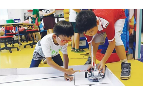 Robotics Division (7-14 years, Happy Valley / Taikoo / Prince Edward)