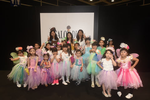 Fashion Maker Runway 2 Classes ( 8-12 years old, Wong Chuk Hung) - Whizpa