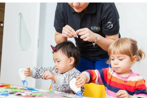 Arts & Crafts 2 Classes (3-6 years, Central) - Whizpa