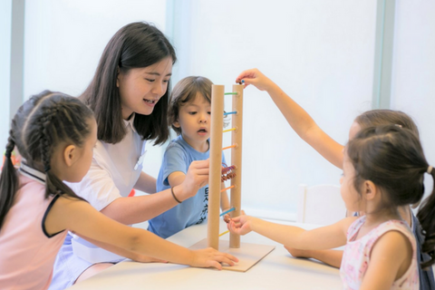 Mandarin Preschool 2 Classes (2.5-6 years, Wong Chuk Hang)