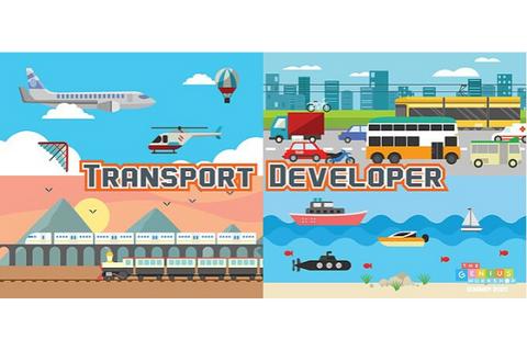 Transport Developer 5 Days (4.5-7 years, Happy Valley / Taikoo / Prince Edward)