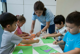 Mandarin Enrichment 1 Class (2.5-8 years, Wong Chuk Hang) - Whizpa