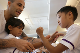 Wing Chun 2 Classes (3–5 years, Central) - Whizpa
