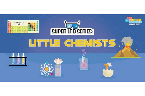 Little Chemists 5 Days (4.5-7 years, Happy Valley / Taikoo / Prince Edward)