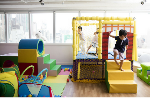 Babysteps 夏令營 8 堂 (3-5/6-8歲, 中環) ; Babysteps Summer Camp 8 Classes (3-5/6-8 years, Central)