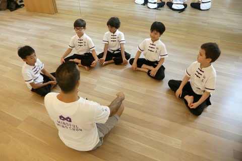 Wing Chun 2 Classes (9-12 years, Central) - Whizpa