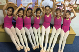 Ballet 4 Classes (5-7 years, Central) - Whizpa
