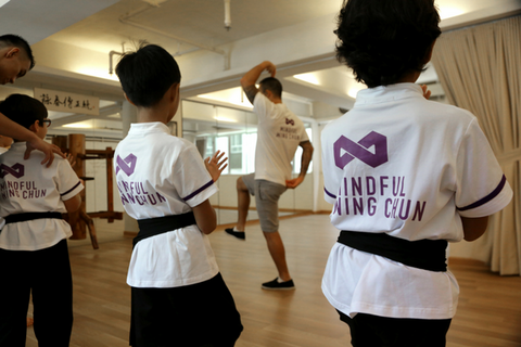 Wing Chun 2 Classes (6-8 years, Central) - Whizpa