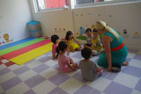 Creative Writing 2 Classes (3-9 years, Sheung Wan)