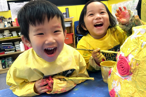 Kids' Gallery 特別課程 5天 (2-6歲, 油塘) ; Kids' Gallery Specialty Camp 5 Days (2-6 years, Yau Tong)