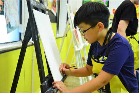 Art Portfolio 2 Classes (8 - 12 years, Kowloon / Hong Kong) - Whizpa
