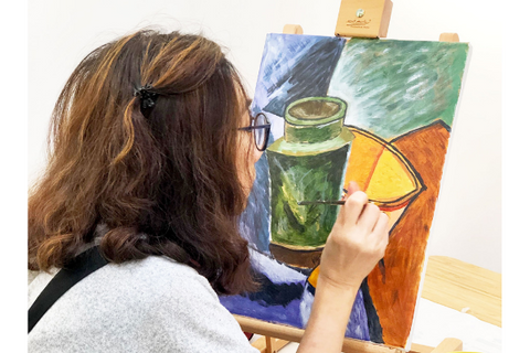 Adults Art Course 4 or 8 Classes (>16 years, North Point) - Whizpa