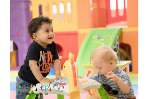 Baby Gym 2 Classes (1-6 years, Central) - Whizpa