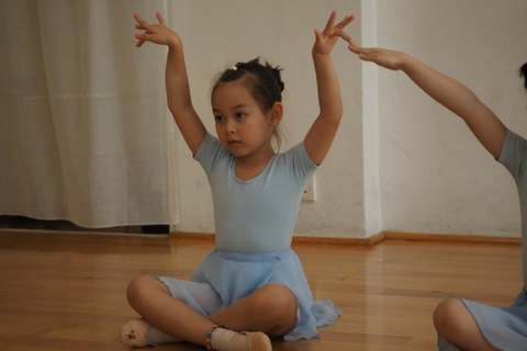 Ballet 4 Classes (>6 years, Ho Man Tin) - Whizpa