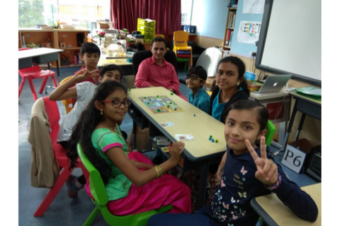 Board Games Class (10-12 years, Tsuen Wan) - Whizpa