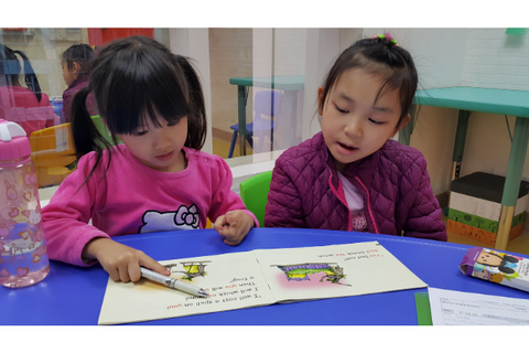 QB Book Camps (3-7 years, Causeway Bay / Fortress Hill) - Whizpa