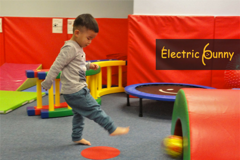 Cantonese Gym 7/10/13 Classes (2-4  years, Fortress Hill) - Whizpa