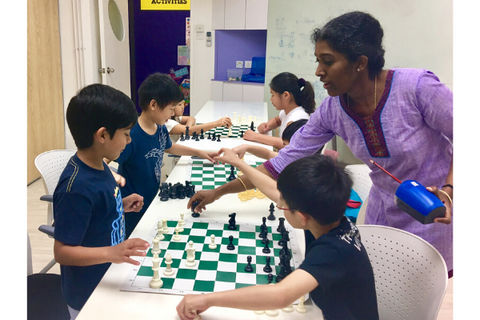 The Chess Academy CNY Camp 2 or 3 Days (4-17 years, Kennedy Town) - Whizpa