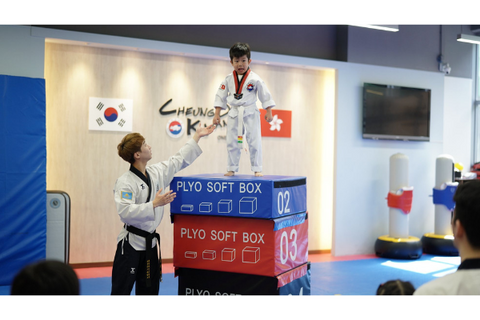 Taekwondo 4 Classes (>3 years, Wong Chuk Hang) - Whizpa
