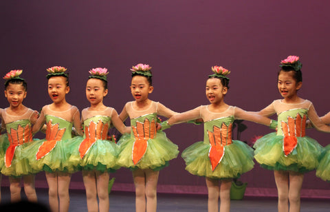 Chinese Dance Graded Examination Course 2 Classes (3-12 years, Central) - Whizpa