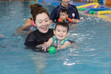 Weekly summer swimming camp (4+months, Causeway Bay)