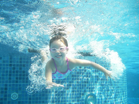 Summer swimming camp (4+months, Kowloon Bay)