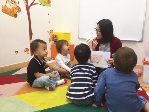 Early Childhood Education Course 2 Classes (1.5-2.5 years, Central) - Whizpa