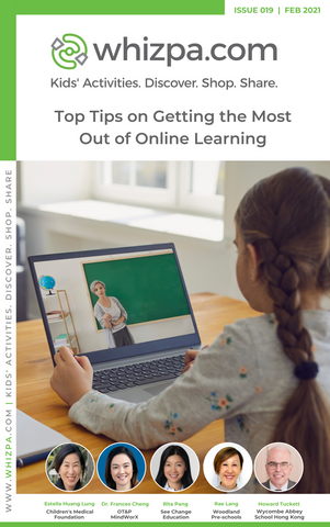 Whizpa eBook#19: Top Tips on Getting the Most Out of Online Learning