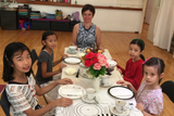 Etiquette 4 Classes (3-4.5 years, Tsuen Wan) - Whizpa