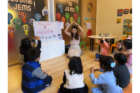 Character Education: Family Sticks Together (K1-K3, Wan Chai) - Whizpa