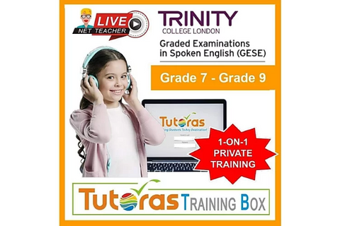 Trinity GESE Exam Online Training For Grade 7-9 (10-12 years, Online) - Whizpa