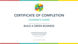Build a Green Business 5-Day Camp (8-10 years, Online)