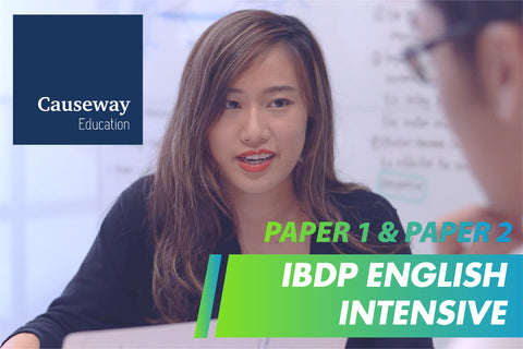 IBDP English Paper 1 & Paper 2 Intensive Weekend Workshop (16-18 years, Online) - Whizpa