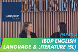 IBDP English Language & Literature (SL) Paper 2 Final Exam Mock Test and Review Session (16-18 years, Online) - Whizpa