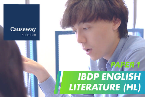 IBDP English Literature (HL) Paper 1 Final Exam Mock Test and Review Session (16-18 years, Online) - Whizpa