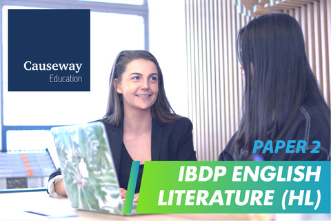IBDP English Literature (HL) Paper 2 Final Exam Mock Test and Review Session (16-18 years, Online) - Whizpa