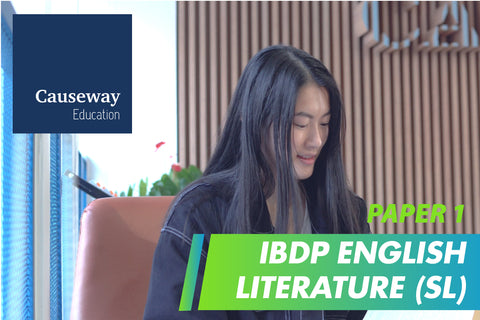 IBDP English Literature (SL) Paper 1 Final Exam Mock Test and Review Session (16-18 years, Online) - Whizpa