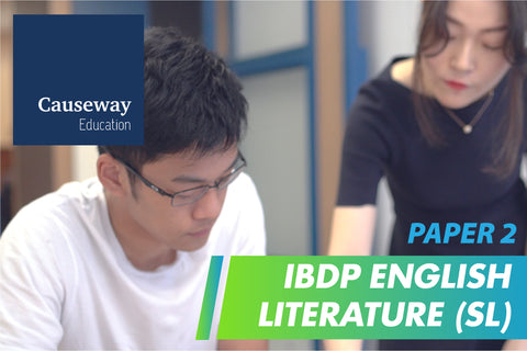 IBDP English Literature (SL) Paper 2 Final Exam Mock Test and Review Session (16-18 years, Online) - Whizpa