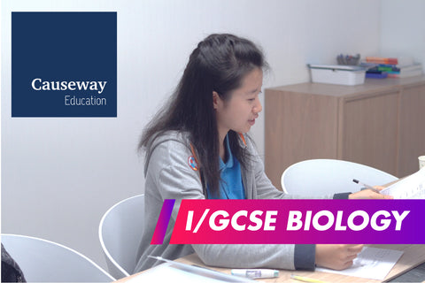 I/GCSE Biology Final Exam Super Mock Test and Review Session (13-16 years, Online) - Whizpa