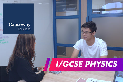 I/GCSE Physics Final Exam Super Mock Test and Review Session (13-16 years, Online) - Whizpa