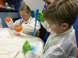 Sciencesploration (Level 3 / 4 / 5) 1 Class / 2 Classes (7+years old, Central) - Whizpa