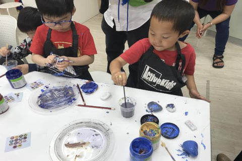 ArtCrafters Party (5-14 years old, HK) - Whizpa