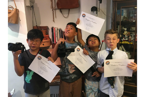 2019 Fun Filmmaking Summer Camp 5 Days (8-12 years, Sai Ying Pun) - Whizpa